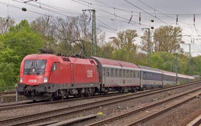 Nieuwe nachttrein naar München en Innsbruck
