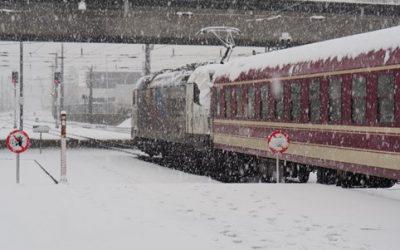 De Alpen Express gaat door