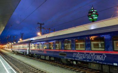 De Nightjet van de ÖBB verovert nachtelijk Europa