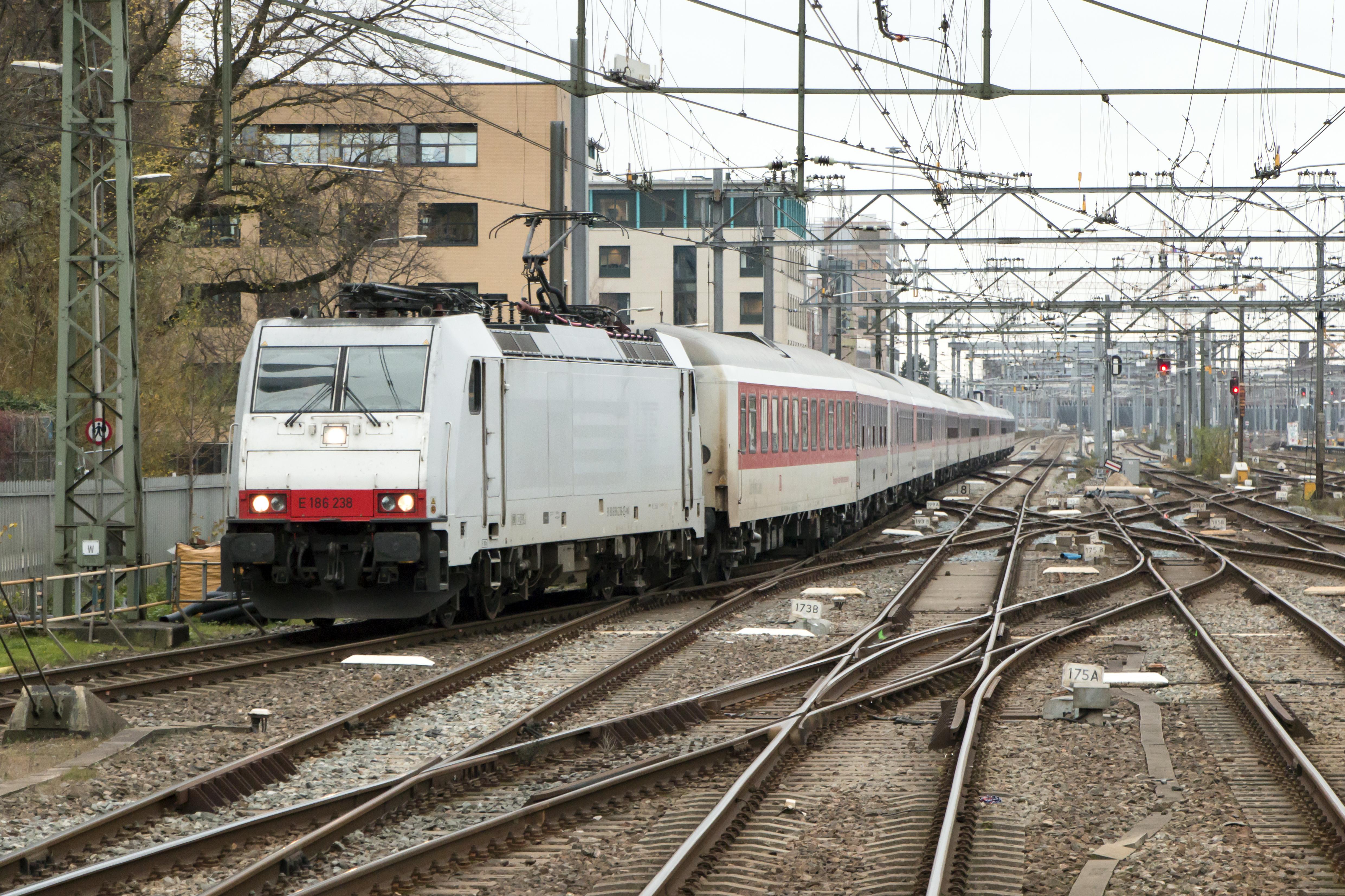 Laatste Nachttrein Uit Nederland Op 9 December Noord West Express