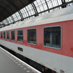 CNL na aankomst op Amsterdam Centraal - 14/08/16 - Chris Engelsman