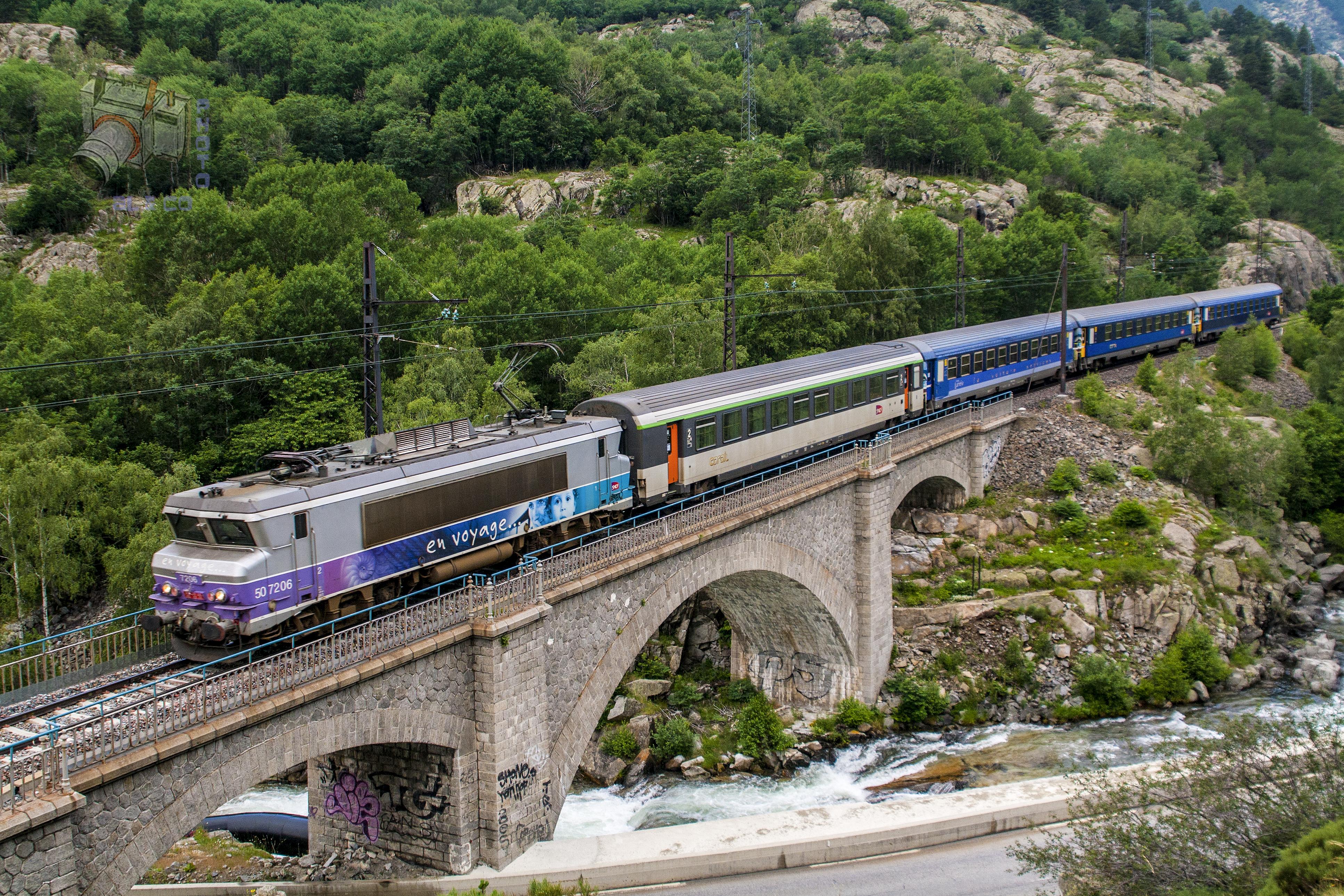 Train de nuit ©Aleix Cortes