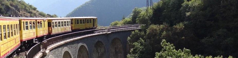 Le Petit Train Jaune ©Diego Muñoz