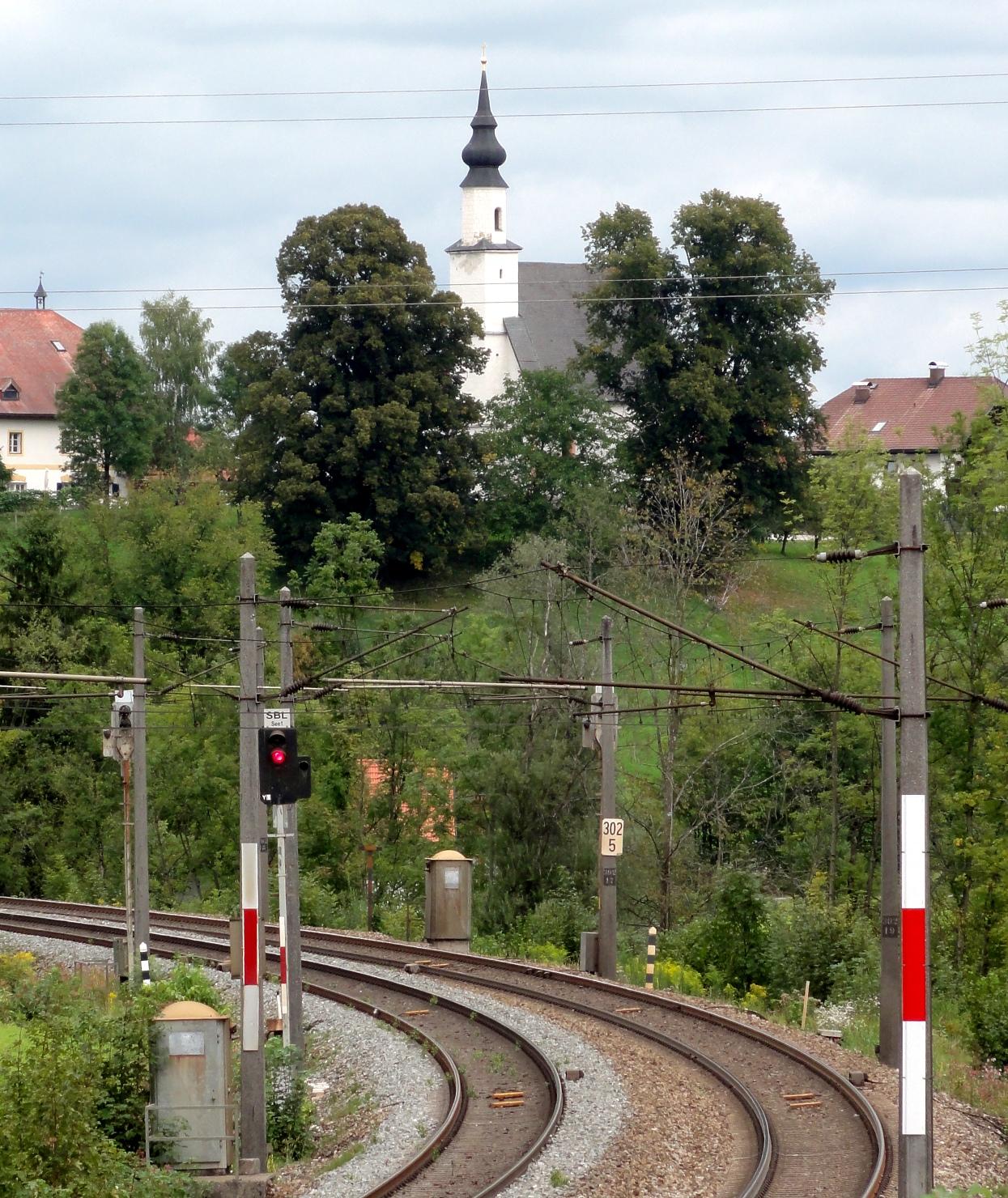 Westbahn in Oostenrijk ©Wikipedia