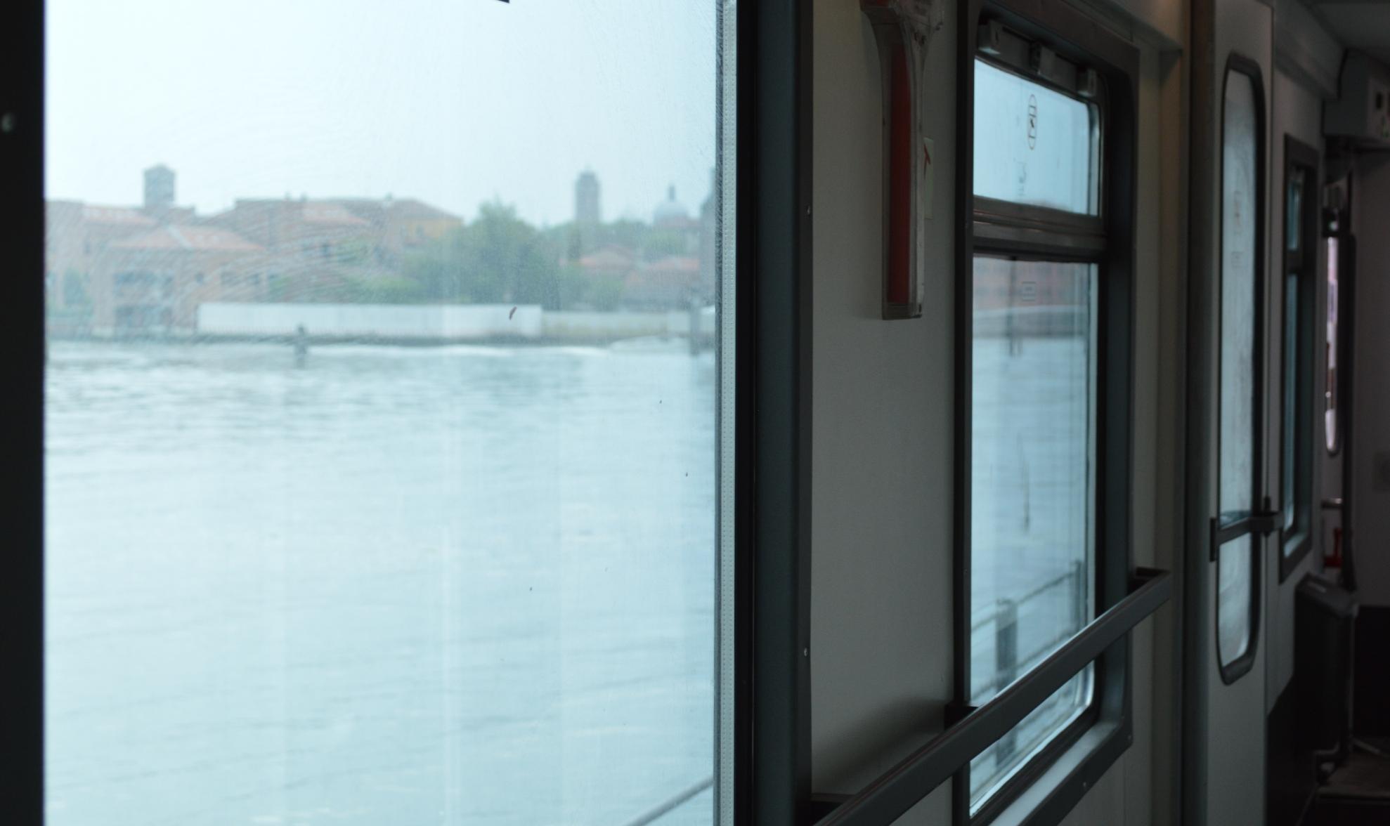 Aankomst in historisch Venetië ©Noord West Express