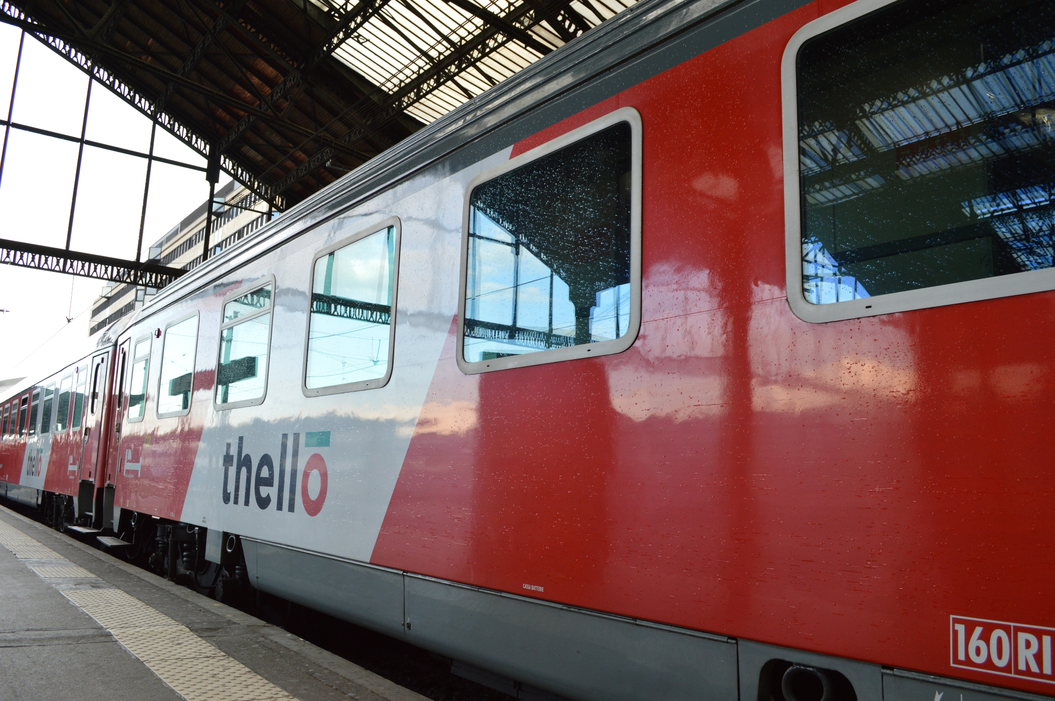 Thello ©Noord West Express