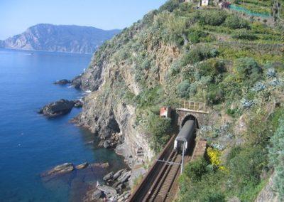 Autoslaaptrein Livorno