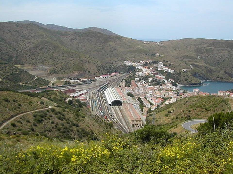 Het station in Portbou ©David Gaya