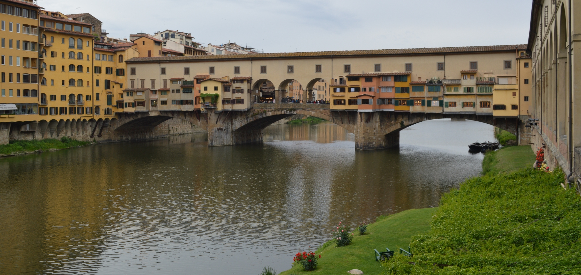Ponte Vecchio in Florence ©Noord West Express