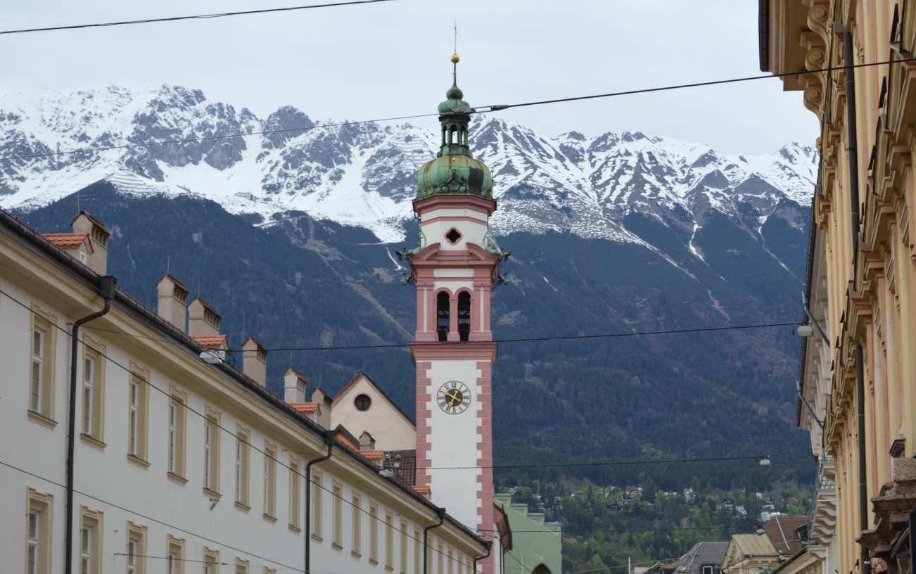Innsbruck ©Noord West Express