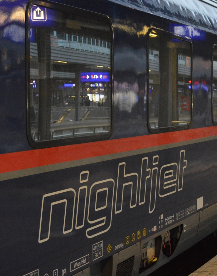 Nightjet ©Noord West Express