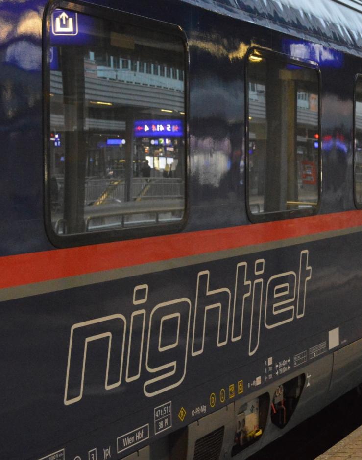Nightjet ©Noord West Express