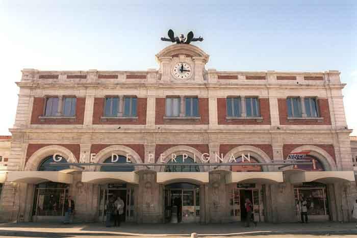 Station van Perpignan