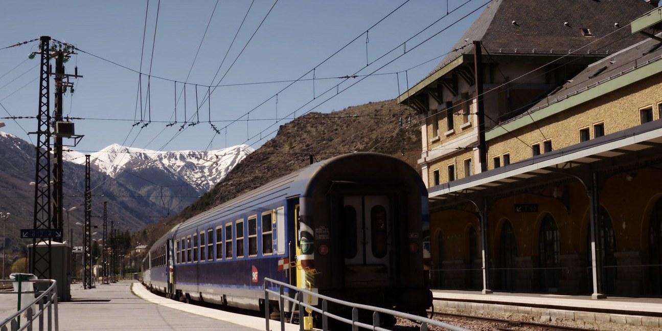 Nachttrein Pyreneeën
