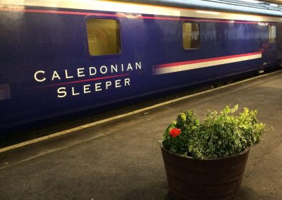 Caledonian Sleeper (highlands)
