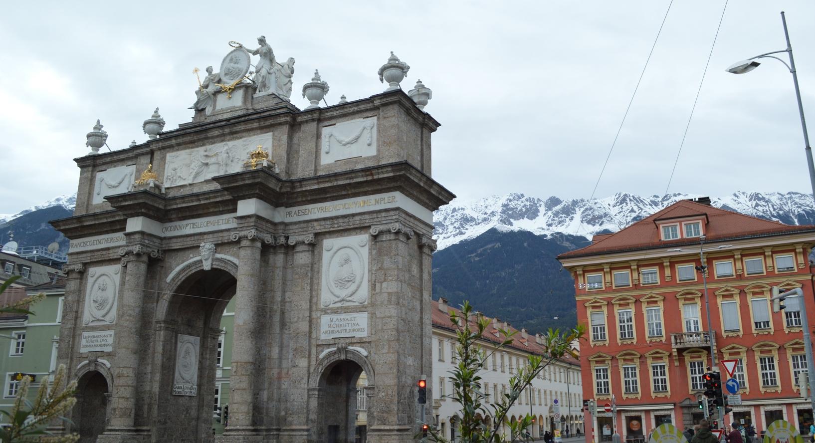 Innsbruck ©Noord West Express