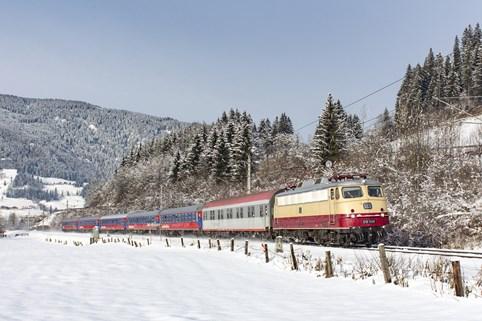 Alpen Express ©Treinreiswinkel