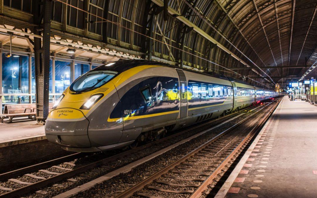 Efficiënter met de nachttrein naar Edinburgh en Glasgow door de nieuwe Eurostar
