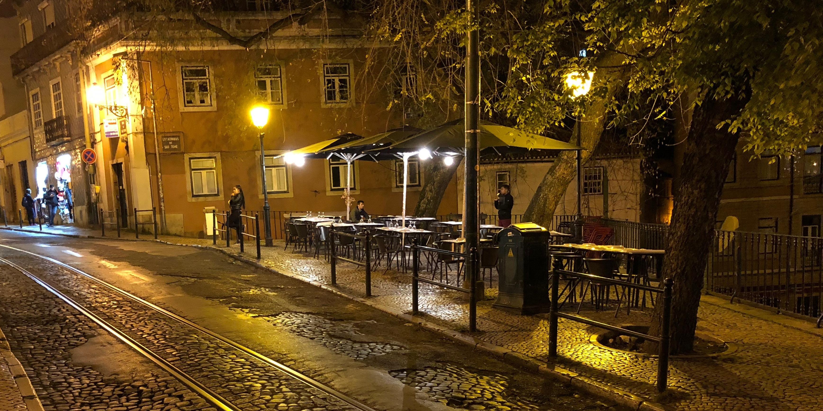 Nachttrein naar Lissabon ©Noord West Express