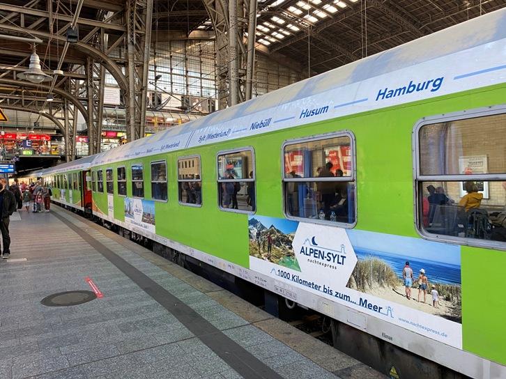 Alpen Sylt Express©Noord West Express