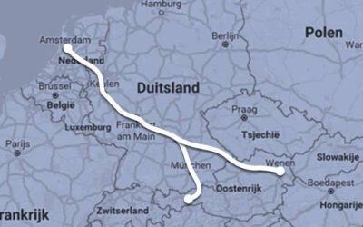 Nachttrein is terug in Nederland